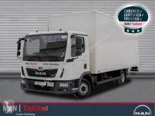 Camion MAN TGL 8.190 BL-KOFFER-AHK-LBW-3SITZER-KLIM furgon second-hand
