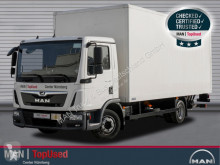 Camión furgón MAN TGL 8.190 BL-KOFFER-AHK-LBW-LGS-KLIMA-3S