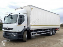 Camion Renault Premium 380.26 DXI furgone plywood / polyfond usato