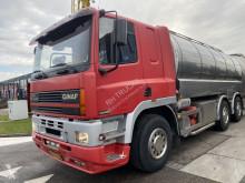 Ciężarówka Ginaf M 3233-S MANUAL + DIJKSTRA TANK 20600 LITER cysterna używana