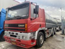 Ciężarówka Ginaf M 3233-S + Burg 3 AS TANKAANHANGWAGEN - TOTAAL 43000 LITER cysterna używana