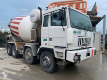 Astra truck used concrete mixer