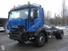 Teherautó Iveco Stralis 450EEV / UNFALL balesetes alváz