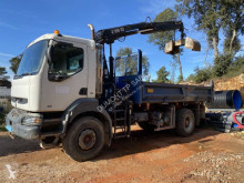 Renault construction dump truck Kerax 300