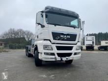 MAN TGX 26.480 truck used BDF