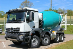 Camion calcestruzzo rotore / Mescolatore Mercedes Arocs Arocs 5 3743 8X4 / Euro6d EuromixMTP EM 10 L