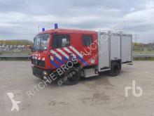Vrachtwagen brandweer Mercedes 1120F