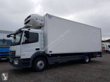 Mercedes Atego 1318 N truck used multi temperature refrigerated