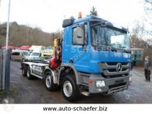 Mercedes emeletes billenőkocsi teherautó 4148/Abroller/Kran/ ADR