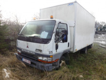 Mitsubishi box truck Canter