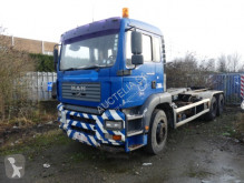Camion porte containers MAN TGA H25