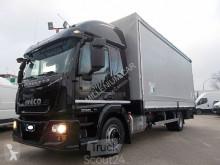 Camion savoyarde Iveco Eurocargo 120E25 CENTINATO 6.40 EURO 6 NAZIONALE