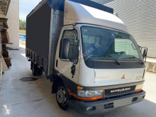 Mitsubishi tautliner truck Canter