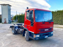 Iveco hook arm system truck 100 E 18 SCARRABILE
