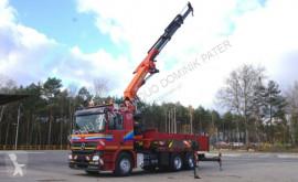 Ciężarówka platforma Mercedes 2641 ACTROS 6x4 PALFINGER PK 36002 Kran Cran