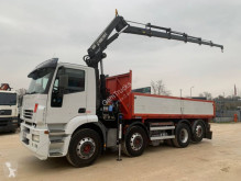 Iveco tipper truck Stralis