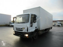 Camion Iveco 75E19 Koffer, Ladebordwand, Klima, Euro 6 fourgon occasion
