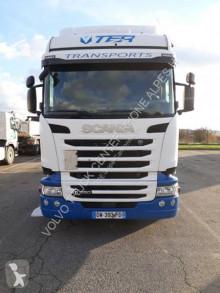 Ciężarówka do transportu kontenerów Scania R 450