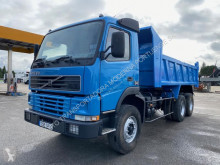 Volvo half-pipe tipper truck FM12 340