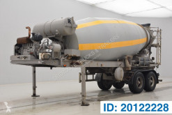Semi remorque béton toupie / Malaxeur Mixer 12 M³