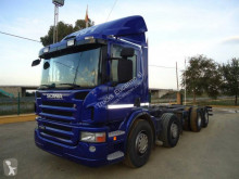 Volvo truck used chassis