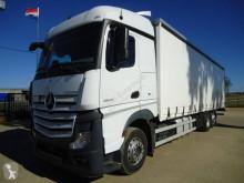 Mercedes függönyponyvaroló teherautó Actros 2545