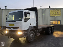 Camion Renault Kerax plateau occasion