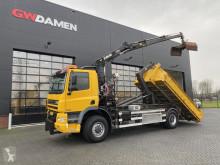 Ginaf hook arm system truck X 2223 Haaksysteem / Kraan
