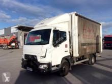 Renault Gamme D truck used tautliner