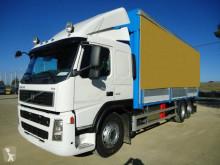 Volvo truck used tautliner