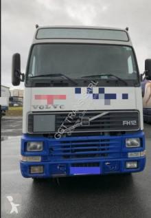Camion Volvo FH12 380 fourgon déménagement occasion