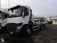 Renault Gamme C 440.26 DTI 13 truck used hook arm system