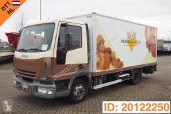 Vrachtwagen bakwagen Iveco Eurocargo