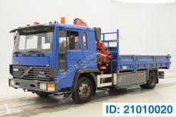 Camion Volvo FL 611 benne occasion