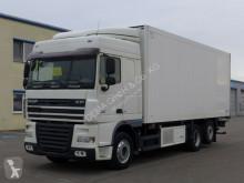 Camião frigorífico DAF XF105 XF 105.460*Carrier Supra 850*Euro 5*Fleisch*TÜV