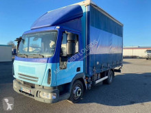 Iveco Eurocargo 75 E 18 truck used tautliner