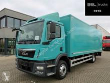 Camión furgón MAN TGM TGM 12.250 4x2 BL /Rückfahrkam./NAVI/Ladebordw.