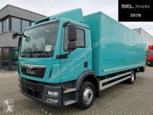 MAN TGM 12.250 4x2 BL /Rückfahrkam./NAVI/Ladebordw. truck used box