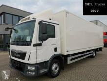Camión furgón MAN TGL 12.220 4x2 BL /Rückfahrkam./NAVI/Ladebordw.