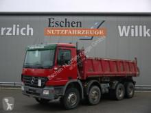 Camion tri-benne Mercedes Actros 3241 Actros 8x4, Meiller 3-Seiten, Bordmatik,EU3
