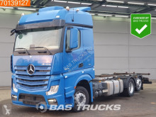 Mercedes Actros 2545 truck used BDF