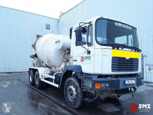MAN 33.364 truck used concrete mixer