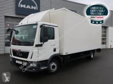 Camión furgón MAN TGL 12.220 4X2 BL Koffer Klima LBW AHK