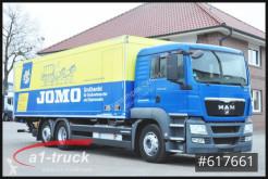 Camion furgon MAN TGS 26.320, Koffer, Lenkachse, steering