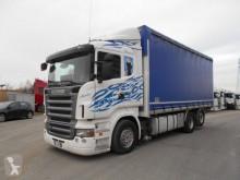 Camión Scania R420 LB6X2 MNB lonas deslizantes (PLFD) usado