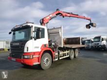 Kamión korba dvojstranne sklápateľná korba Scania P 400