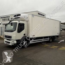 Volvo multi temperature refrigerated truck FL 240