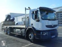 Renault flatbed truck Kerax 370