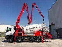 Mercedes concrete mixer + pump truck concrete truck Arocs 4142