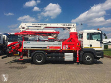MAN TGS 18.320 truck new concrete pump truck